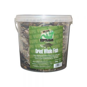 Mad Lizard Dried Whole Fish 400G
