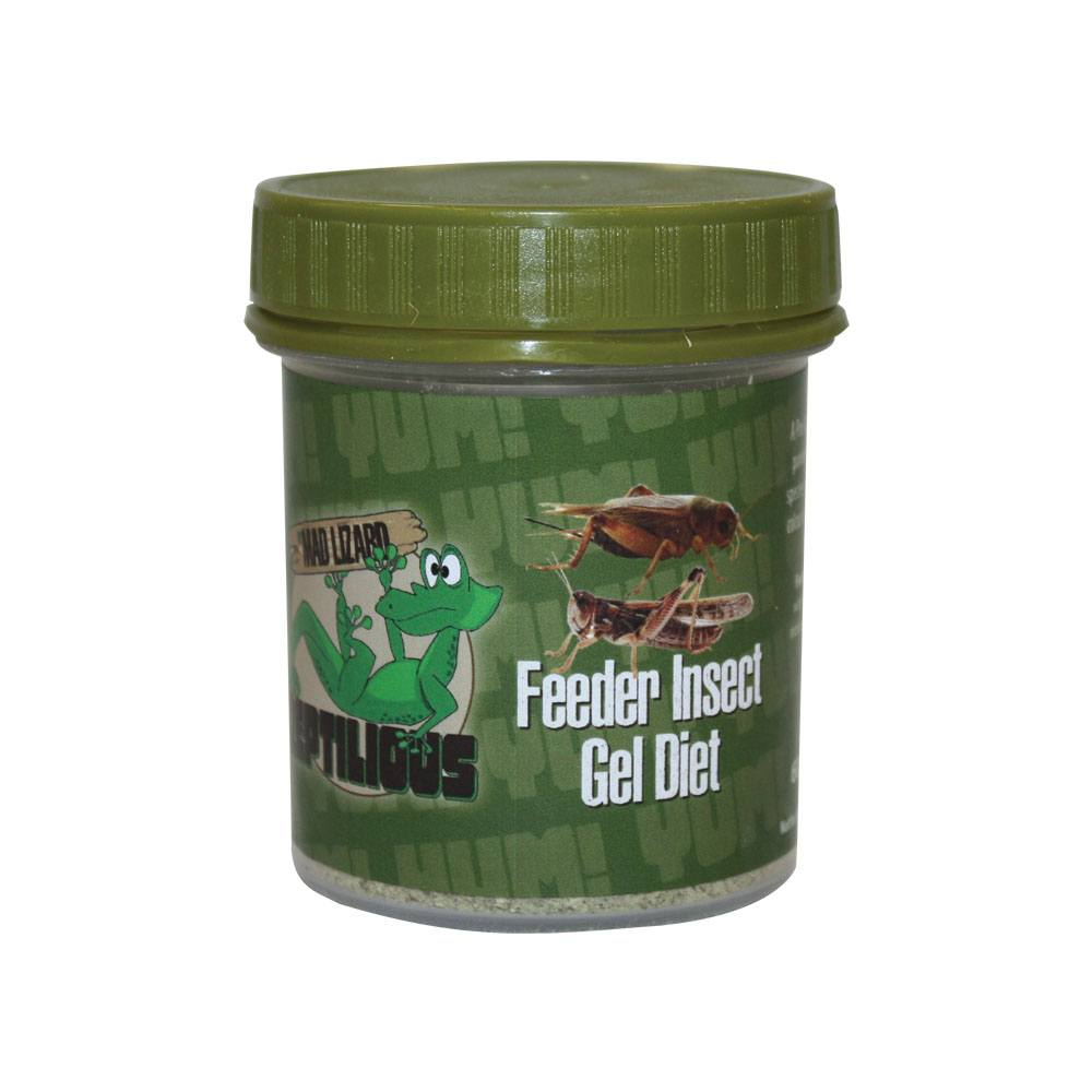 Mad Lizard Feeder Insect Gel