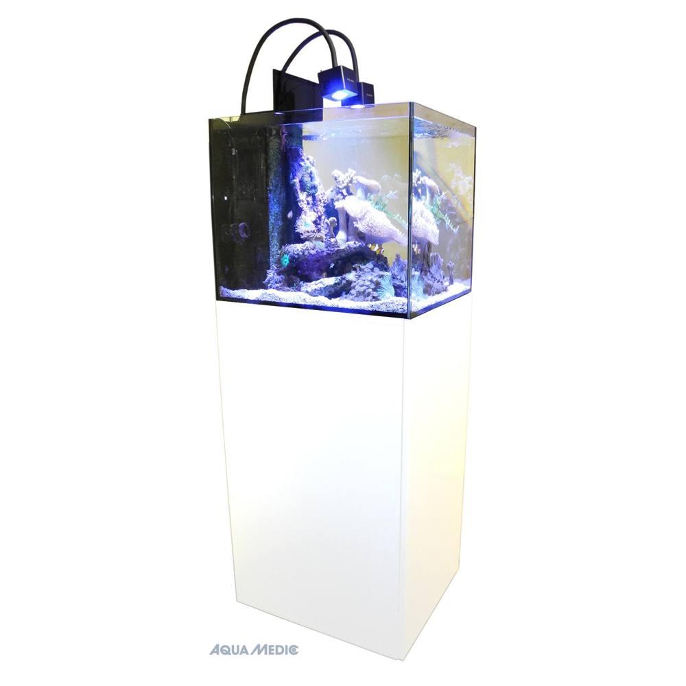 Aquamedic Cubicus Cf Qube White 135l