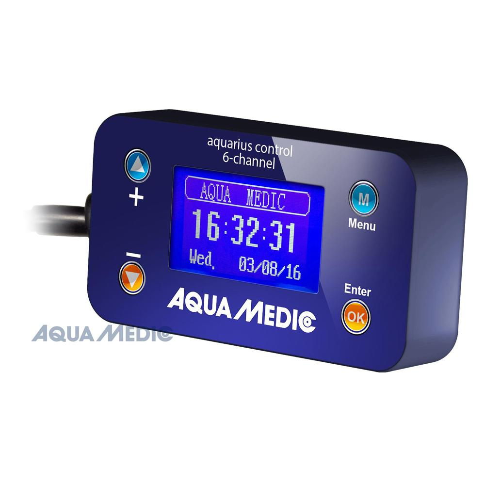 Aquamedic 6 Channel Aquarius Controller