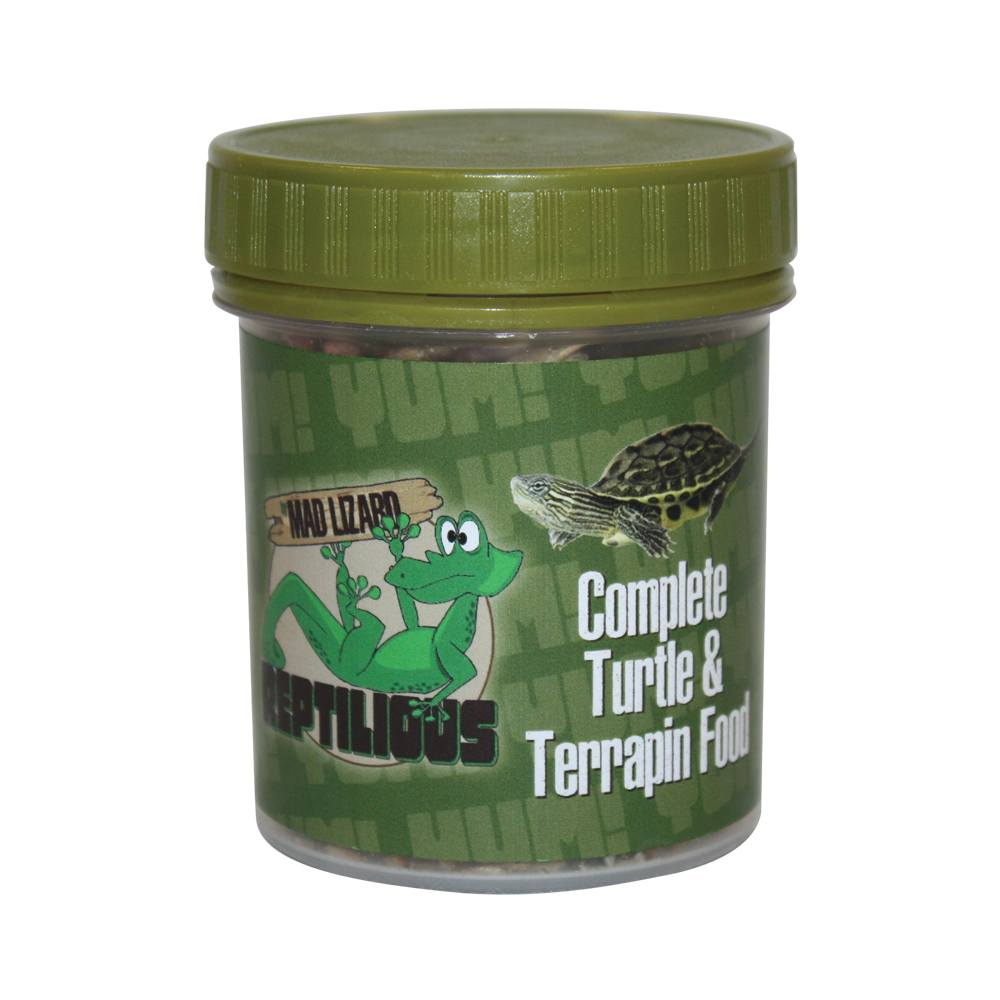 Mad Lizard Turtle & Terrapin Food