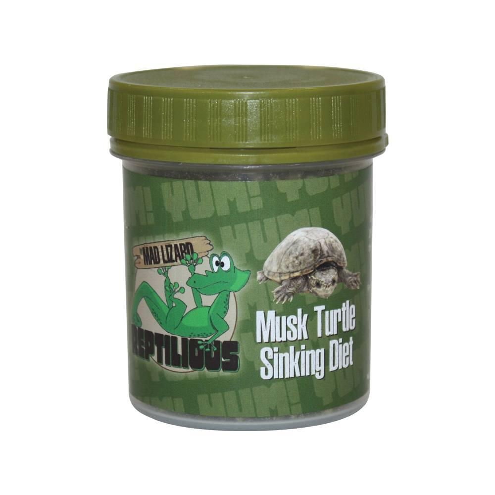 Mad Lizard Musk Turtle Sinking Diet