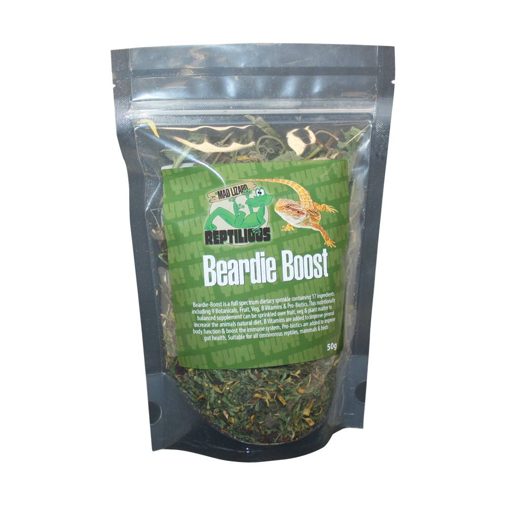 Mad Lizard Beardie Boost 50G