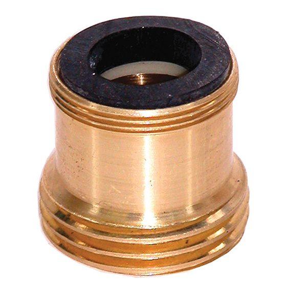 Python No Spill Brass Adapter