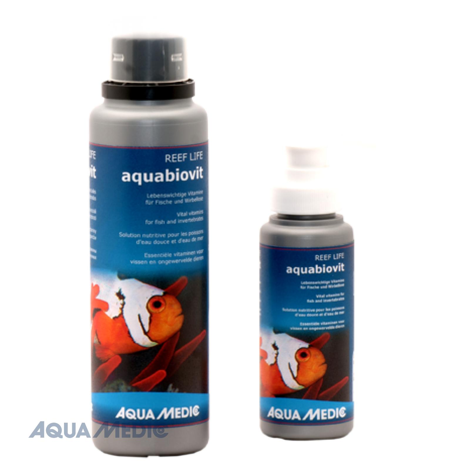 Aquamedic Aquabiovit Vitamins 100ml