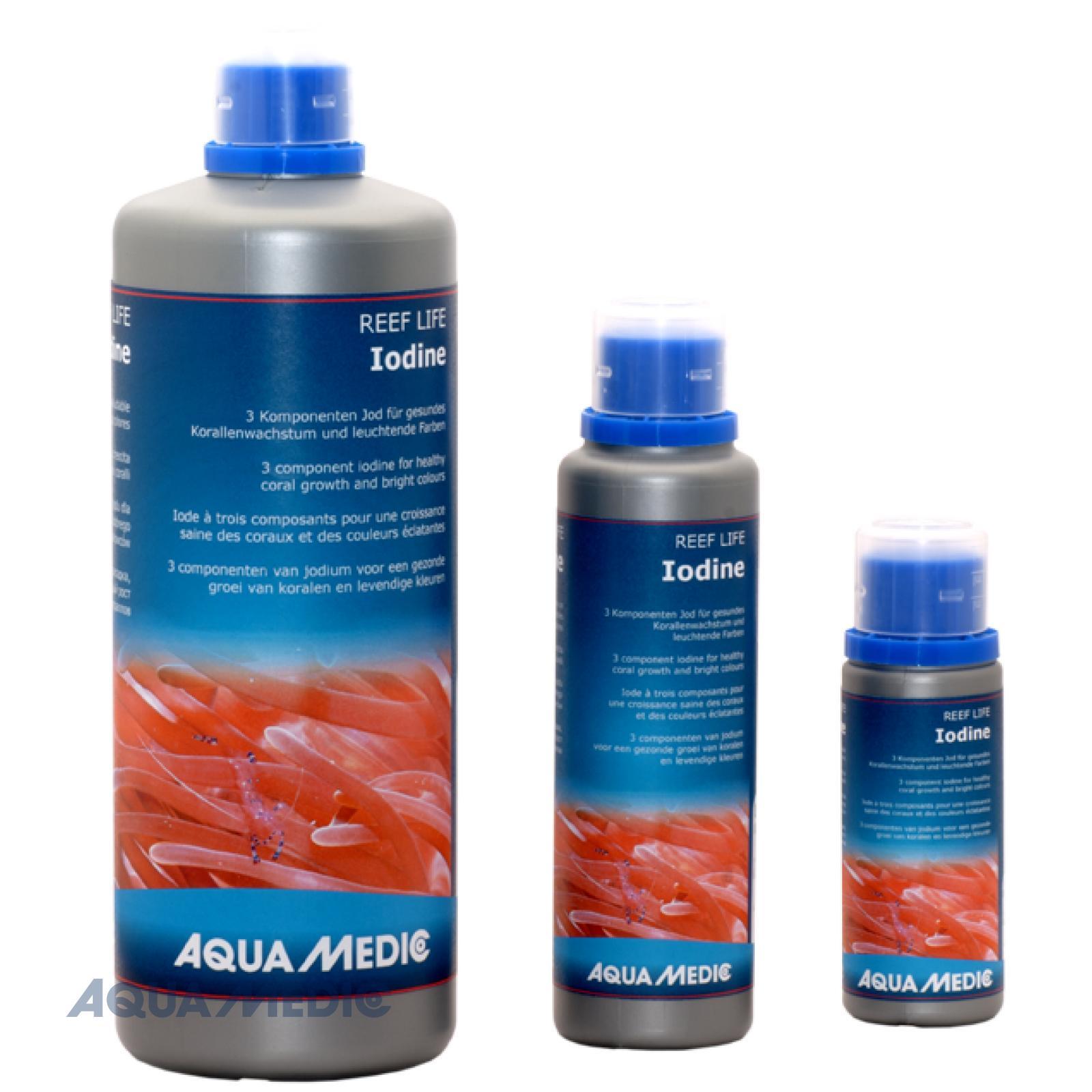 Aquamedic Reef Trace Iodine 100ml
