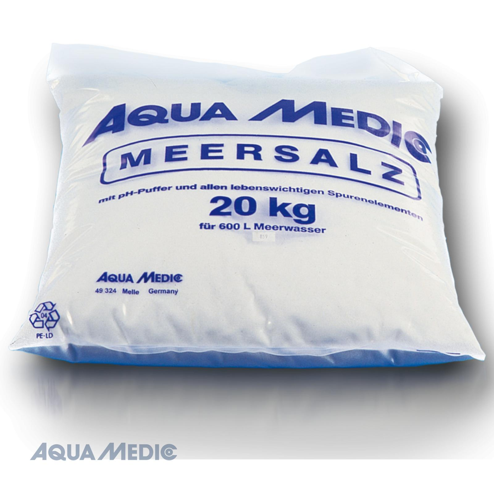 Aquamedic Seasalt 20kg Bag