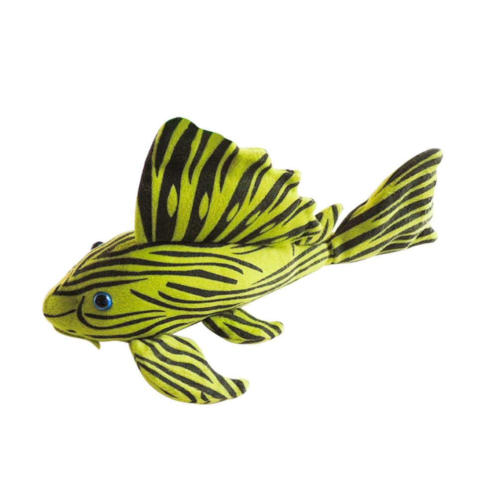 Green Pleco Toy – Royal Plec