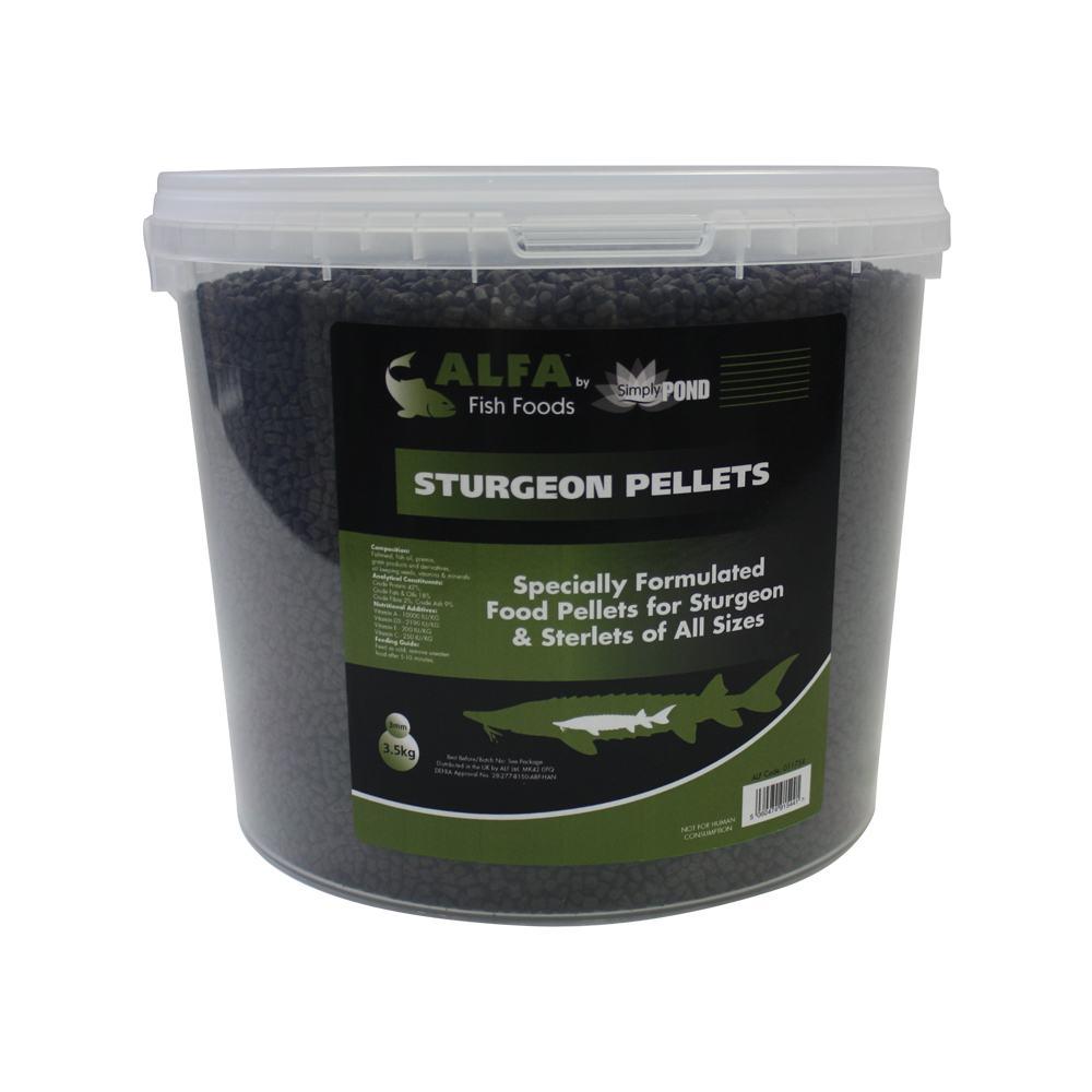 Alfa sturgeon pellet