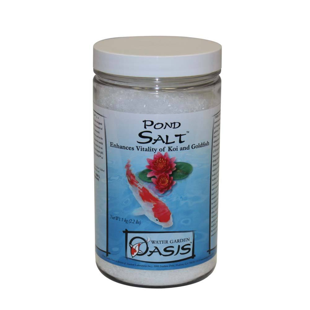Seachem Pond Salt