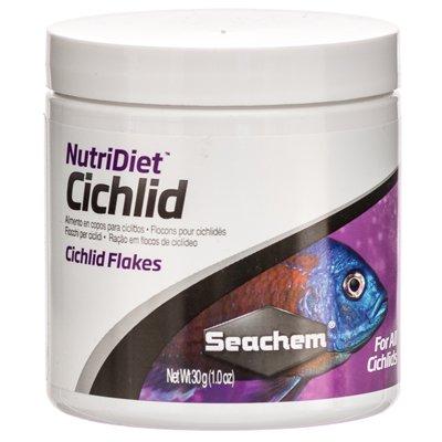 Seachem NutriDiet® Cichlid Flakes