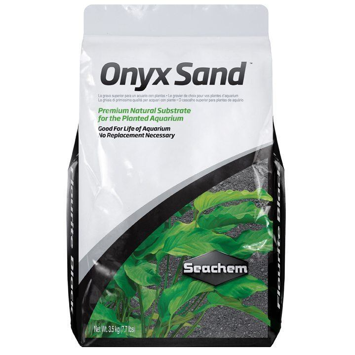 Seachem Onyx Sand