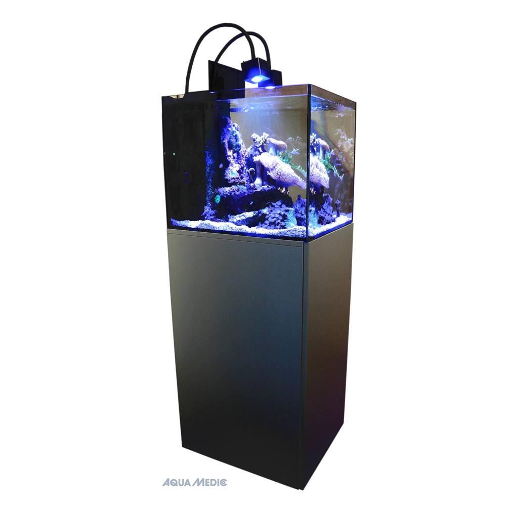 Aquamedic Cubicus CF Qube Black 135l