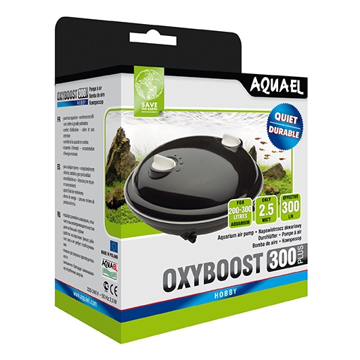 Aquael Oxyboost plus Airpumps
