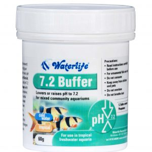 Waterlife 7.2 Buffer - Ph