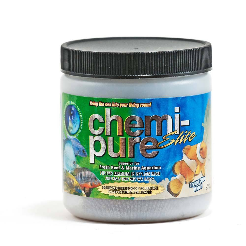 Chemipure Elite filter media
