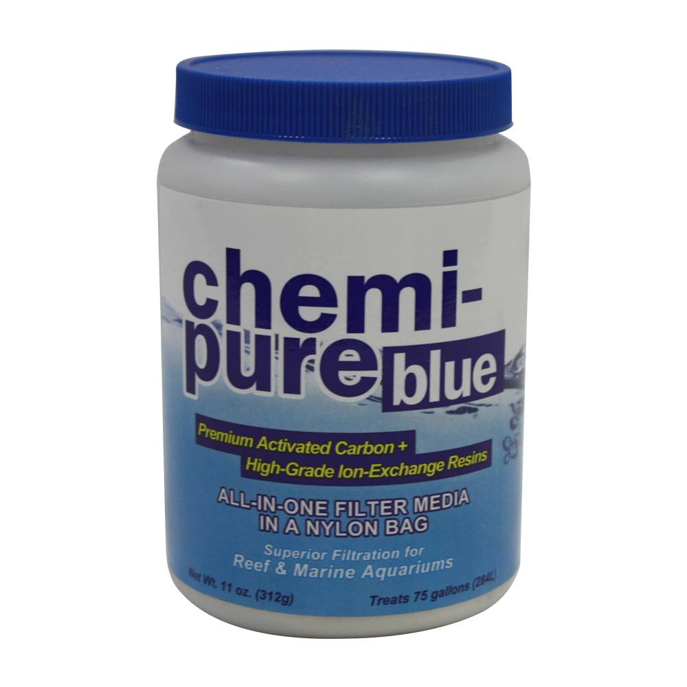 Chemipure Blue filter media