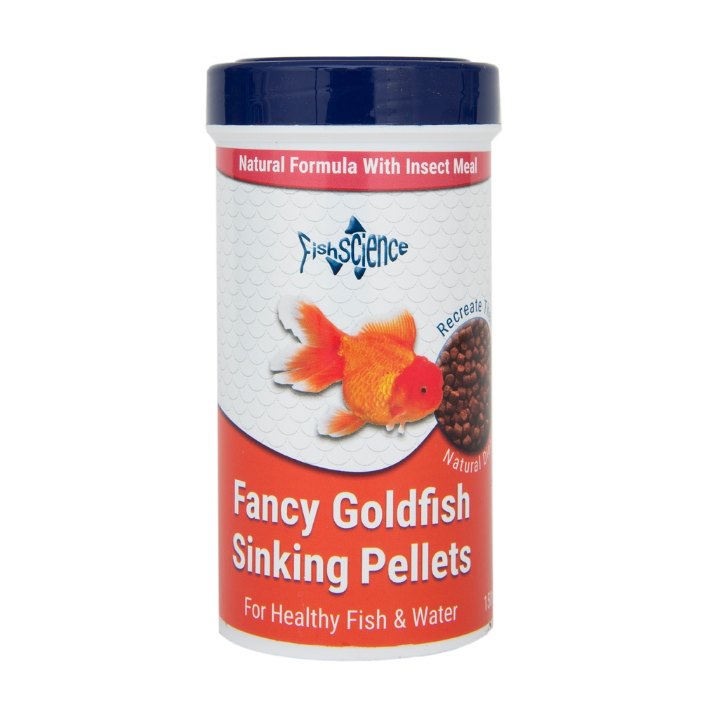 Fancy Goldfish Sinking Pellets
