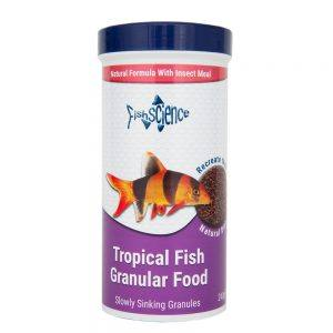 Tropical Fish Granular Food