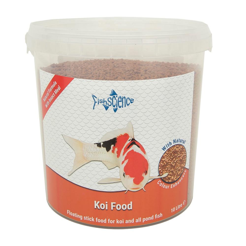 Koi Food